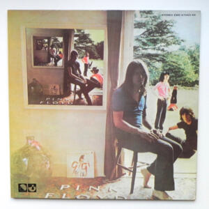 Ummagumma - Pink Floyd -- Doppio LP 33 giri - Made in Japan