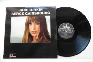 Jane Birkin / Serge Gainsbourg - Je t'aime... moi non plus -- LP 33 giri - Made in France