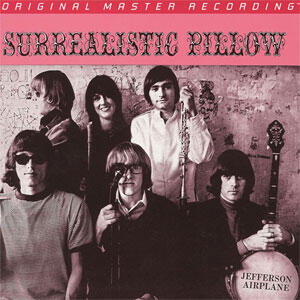 Jefferson Airplane - Surrealistic Pillow  --  Doppio LP 45 giri su vinile 180 gr. - Edizione limitata e numerata - Made in USA - SIGILLATO