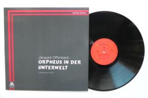 Jacques Offenbach - Orpheus in der Unterwelt -- LP 33 giri - 180 gr. - Made in Germany