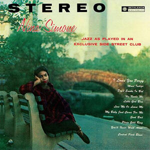 Nina Simone - Little Girl Blue - SACD Ibrido Stereo  Made in USA
