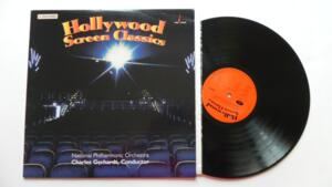 Hollywood Screen Classics - National Philharmonic Orchestra / Gerhardt  --   LP 33 giri - 160 gr. - Made in USA