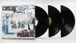 The Beatles Anthology  1 - The Beatles  -- Triplo LP 33 giri - Made in UK