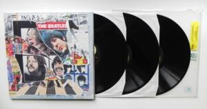 The Beatles Anthology 3 - The Beatles  -- Triplo LP 33 giri - Made in USA