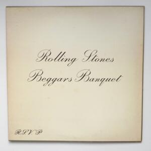 Rolling Stones - Beggars Banquet --  LP 33 giri - Made in Japan