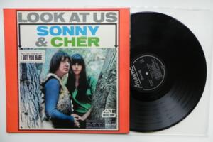 Look at us - Sonny & Chèr -- LP 33 giri - Made in USA