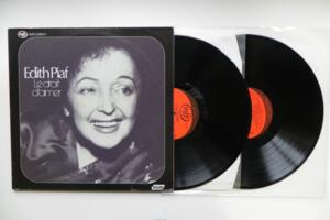 Edith Piaf - Le droit d'aimer  -- Doppio LP 33 giri -  Made in Germany