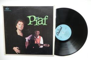 Piaf - Songs by France's Inimitable Edith Piaf - Orchestra of Robert Chauvigny  -- LP 33 giri -  Made in USA