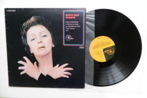 Edith Piaf  - Edith Piaf  Chante -- LP 33 giri -  Made in Italy
