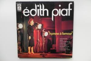 Edith Piaf  - Hymne à L'amour -- Triplo LP 33 giri -  Made in France