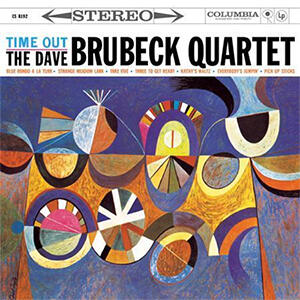 The Dave Brubeck Quartet - Time Out  --  LP 33 giri vinile 200 grammi - Made in USA