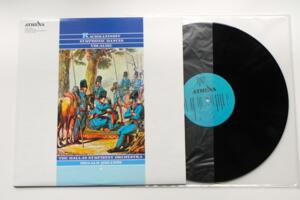 Rachmaninoff - Symphonic Dances - Vocalise / The Dallas Symphony Orchestra / Donald Johanos  -- LP 33 giri  - Made in USA