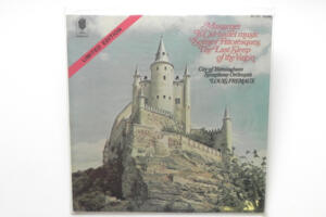 Massenet - Le Cid ballet music / City of Birmingham Symphony Orchestra conducted by L. Fremaux  -- LP 33 giri - Made in USA   - SIGILLATO