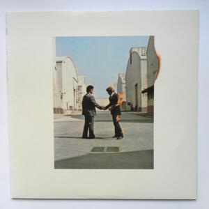 Wish You Were Here - Pink Floyd  -- LP 33 giri - Made in Japan