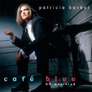 Cafe' Blue - Patricia Barber -  --  SACD UN-MASTERED Stereo Ibrido Made in USA