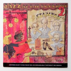 Jazz at the Pawnshop 2 /  Arne Domnerus Group -- LP 33 giri 180 gr. - Stampa originale Made in Europe del 1991