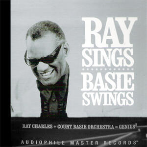 Ray Sings, Basie Swings / Ray Charles + Count Basie Orchestra -- Doppio LP a 33 giri 180 gr. Made in USA Ed. Limitata e numerata