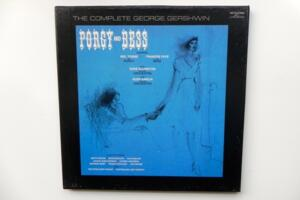 Porgy & Bess / Duke Ellington and his Orchestra / Russ Garcia and his Orchestra -- Triplo LP 33 giri - Made in USA