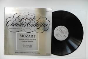 Mozart / Toronto Chamber Orchestra - Boyd Neel - VOL 1 -- LP 33 rpm - Made in USA - Limited Numbered Edition