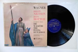 Wagner: Excerpts from Die Walkure the Flying Dutchman / Philharmonia Orchestra - L. Ludwig --  LP 33 giri - Made in England