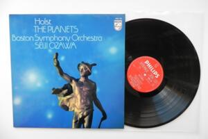 Holst: The Planets / Boston Symphony Orchestra - Seiji Ozawa -- LP 33 giri - Made in Holland