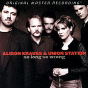 Alison Krauss & Union Station - So Long So Wrong  --  Doppio LP 33 giri su vinili 180 gr. Made in USA - Ed. limitata e numerata