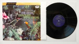 Respighi: The Birds - Brazilian Impressions / London Symphony Orchestra - Antal Dorati  --  LP 33 giri - Made in Holland