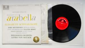 R. Strauss: Highlights from Arabella / Philharmonia Orchestra - Lovro Von Matacic -- LP 33 giri - Made in England