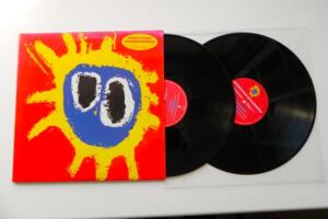 Primal Scream - Screamadelica --  LP 33 giri  - Made in England