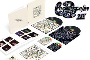 Led Zeppelin - Led Zeppelin III  - Numbered Limited Edition Super Deluxe - 180g 2LP & 2CD Box Set