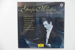 Grosse Mester - Kleine Stucke / Argerich - Askenase - Barenboim - Haas - Kempff - Richter  --  LP 33 giri - Made in Germany
