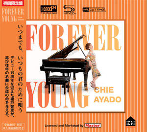Chie Ayado - Forever Young   --  SHM-XRCD24