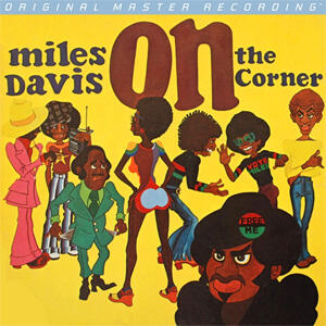 Miles Davis - On the Corner   --  LP 33 giri 180 gr. Edizione Limitata Numerata Made in USA