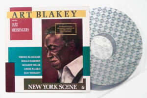 New York Scene - Art Blakey and the Jazz Messengers - LP 33 giri - Made in USA - COPIA PROMO