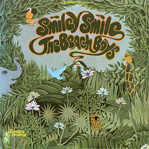 The Beach Boys - Smiley Smile  --  LP 33 giri su vinile 200 grammi Made in USA