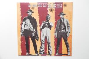 The Good, The Bad and The Ugly - Colonna sonora originale / Ennio Morricone -- LP 33 giri - Made in Italy