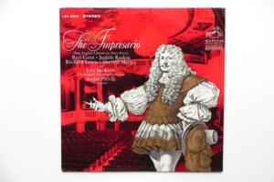 Mozart: The Impresario / The English Chamber Orchestra - André Previn -- LP 33 giri  - Made in USA  1968