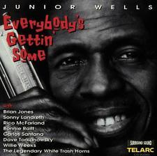 Junior Wells ‎– Everybody's Gettin' Some  --  CD