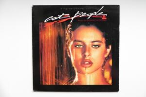 Cat People - Original Soundtrack - Music by Giorgio Moroder-- LP 33 giri - Made in USA