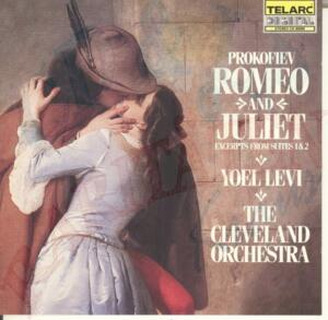 Romeo & Juliet - Excerpts From Suites 1 And 2  -- Sergei Prokofiev - Yoel Levi - The Cleveland Orchestra – CD