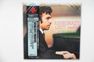Ashkenazy-Liszt Recital / Vladimir Ashkenazy -- LP 33 giri  180 gr. - Made in Japan