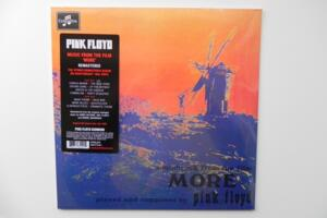 Pink Floyd - More Soundtrack  --  LP 33 giri 180 gr. - SONY/Legacy edition 2016 Made in USA