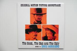 The Good, The Bad and the Ugly / Ennio Morricone - Original Motion Picture Soundtrack --  Doppio LP 33 giri - Made in Italy