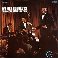 The Oscar Peterson Trio - We Get Requests  --  SACD Ibrido stereo Made in USA