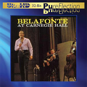 Harry Belafonte - Belafonte At Carnegie Hall   -- CD Numbered Limited Edition Ultra HD