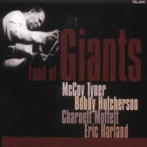 Land of Giants - McCoy Tyner  --  CD  Made in USA by Telarc - SEALED