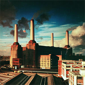 Pink Floyd - Animals  --  LP 33 giri 180 gr. Made in USA