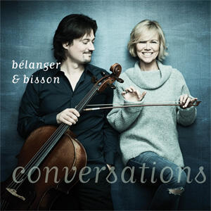 Vincent Belanger & Anne Bisson  - Conversations  --  LP 33 giri vinile 180 gr. Made in USA