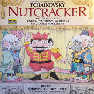 Tchaikovsky Nutcracker - Complete Ballet Score  --  180g 2LP Made in Germany in DMM