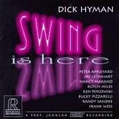 Dick Hyman - Swing Is Here  --  CD Made in USA